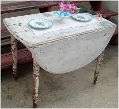 Retro Metal Kitchen Table Kitchen Vintage Kitchen Table With Enamel Top 1950s Vintage