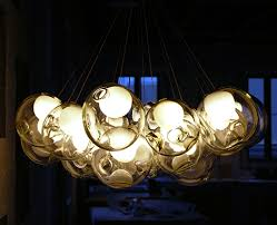 beautiful glass pendant chandeliers bocci 1 beautiful glass pendants by bocci pendant chandeliers