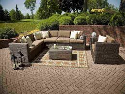 Lovely Outdoor Patio Furniture Sectional Photography Stair Outdoor Patio Furniture Sectionals