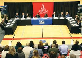 federal state and local leaders discuss a variety of issues facing rural communities