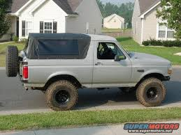 full size bronco soft top installed ford bronco forum