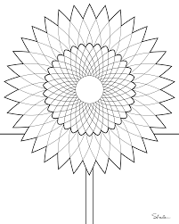 Small Picture Dont Eat the Paste Sunflower coloring page