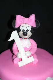 Minnie Mouse Birthday Cake Topper — C BERTHA Fashion Beautiful