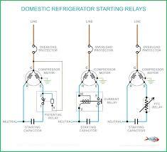 refrigerator start relay start run capacitor wiring diagram ac motor Farad Capacitor Wiring Diagram refrigerator start relay start run capacitor wiring diagram ac motor capacitor wiring refrigerator compressor wiring diagram