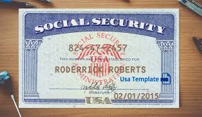 Ssn Card Security Social Buy Number - Online