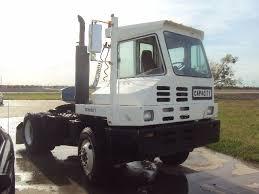 2003 Capacity Tj5000 Yard Spotter Yard Truck In Dallas Texas