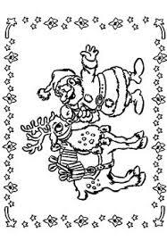 Kerstslinger Kleurplaat Disegno Da Colorare Decorazioni Natalizie