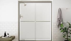 delta home tubs kohler for sliding pivot handles dreamline do parts sweep shower basco corner bathtub