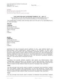 Estate Sale Agreement Template 8 Real Contract Templates Free Word ...