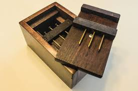 picture of nail puzzle box