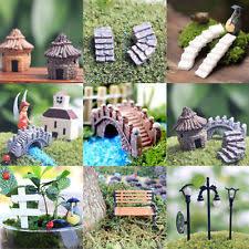 fairy garden items.  Fairy LATEST Miniature Fairy Garden Ornament Decor Pot DIY Craft Accessories  Dollhouse Intended Items L