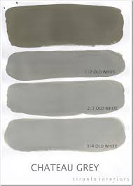 Graphite Grey Colour Chart Annie Sloan Chalk Paint Lovers Here Is My Extended Colours