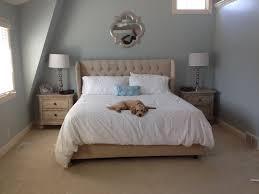 Light Blue Bedroom Our Master Bedroom Sleepy Blue Sherwin Williams Light Blue Paint