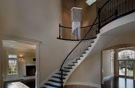Kronleuchter In Der Halle Des Hauses