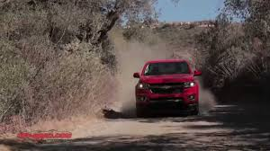 First Drive: 2015 Chevy Colorado and GMC Canyon - YouTube