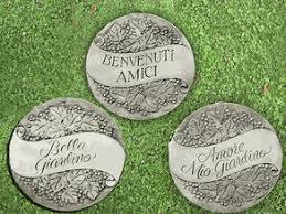 decorative garden stepping stones. Garden Stepping Stones For Your Italian Decorative T