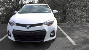 2015 Toyota Corolla: Review - YouTube