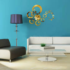 Silver Wallpaper For Bedroom Online Get Cheap Silver Circle Wallpaper Aliexpresscom Alibaba