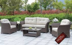 outdoor patio furniture almost