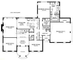 4 bedroom contemporary house plans uk
