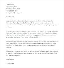 Termination Letter Templates Employee Termination Letter Template ...