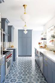Blue Kitchen Designs