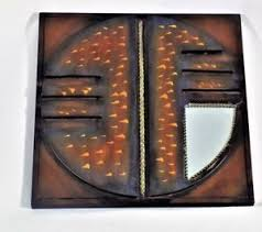 image is loading metal wall art sculpture 15 x 15 copper  on contemporary square metal wall art with metal wall art sculpture 15 x 15 copper gold square contemporary