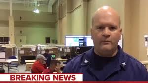 Us Coast Guard Employee Removed For White Power Sign On