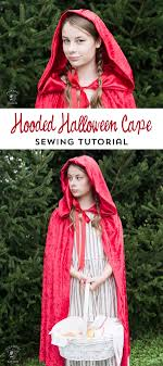 how to make a hooded cape for tutorial teaches you how to resize it