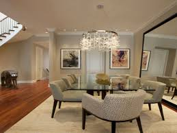 Large Dining Room Mirrors Big Dining Room Large Room With Mirror Elegant Dining Room