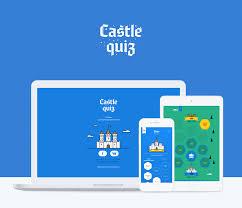 Quiz Design Castle Quiz Game Ui Design On Wacom Gallery