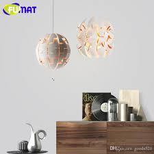 fumat explosion hanging lamp nordic modern restaurant living room light cafe art deco pendant lamp white globe pendant lights modern pendant light globe
