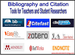 10 Of The Best Bibliography And Citation Tools For Teachers And