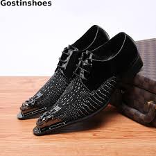 Luxury <b>Men</b> Dress Shoes Genuine Leather Shoes Mens Formal ...