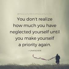 Make Yourself A Priority Quotes Daily Motivational Quotes