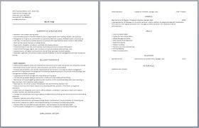 Staff Accountant Resume Examples Samples Costumepartyrun