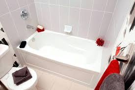 home depot bathtub installation left hand drop in acrylic bathtub in white home depot canada bathtub