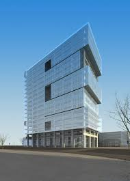 contemporary office building. Modern Commercial Building Design 3d Model Max 1 Contemporary Office )