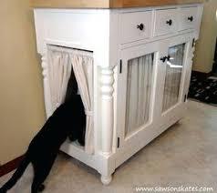 Decorative Cat Litter Box Diy Cat Litter Box Furniture Cat Box Cabinet Unique Cabinet Cat 84