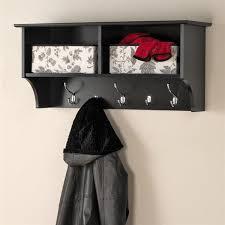 hook wall mounted coat rack