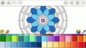 Mandalas Coloring Pages Android App