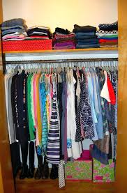closet clothes ideas wardrobe enchanting under stairs small clothing organization tips on small closets you