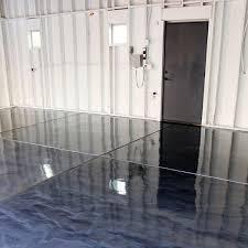 how to paint garage floor