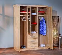 Inter Link Alpine Living Kleiderschrank Schlafzimmerschrank