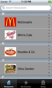 screenshot 10 for under 600 calories fast food nutrition choices for weight loss and