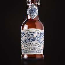 Kombucha Label Design Kombucha By Trip Label Vintage Design Www Estudiotrip Com