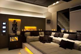 theater room lighting. Spectacular Home Theater Room Lighting