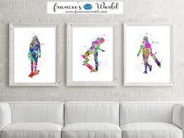 skateboard girl skateboarder gift 3