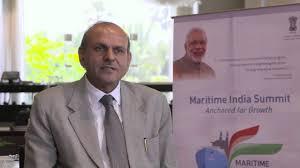 shri rajive kumar ias secretary ministry of shipping goi on rajive kumar ias secretary ministry of shipping goi on n maritime industry