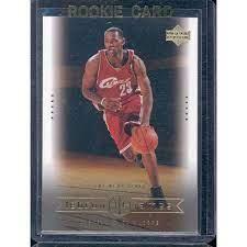 Best lebron james rc topps chrome psa 10 or lebron james fleer rookie card. 2003 Upper Deck 24 The Next Level Lebron James Rookie Card Walmart Com Walmart Com